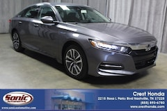 New 2018 Honda Accord Hybrid Base Sedan in Nashville