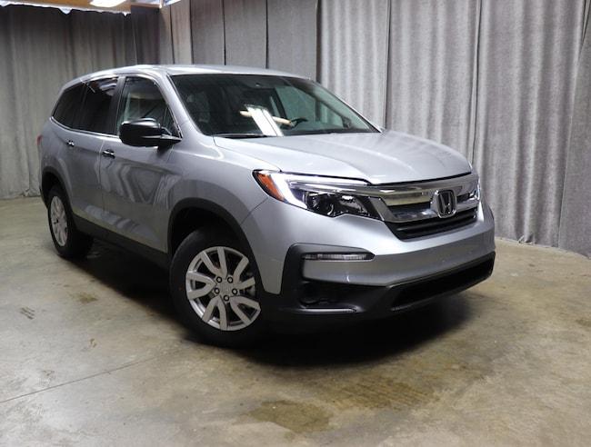 New 2019 Honda Pilot LX FWD SUV in Nashville