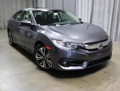 New 2018 Honda Civic EX-T Sedan in Nashville