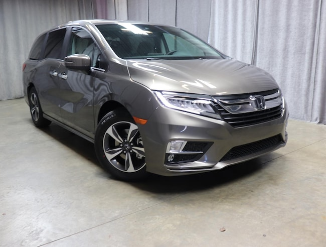 New 2019 Honda Odyssey Touring Van in Nashville