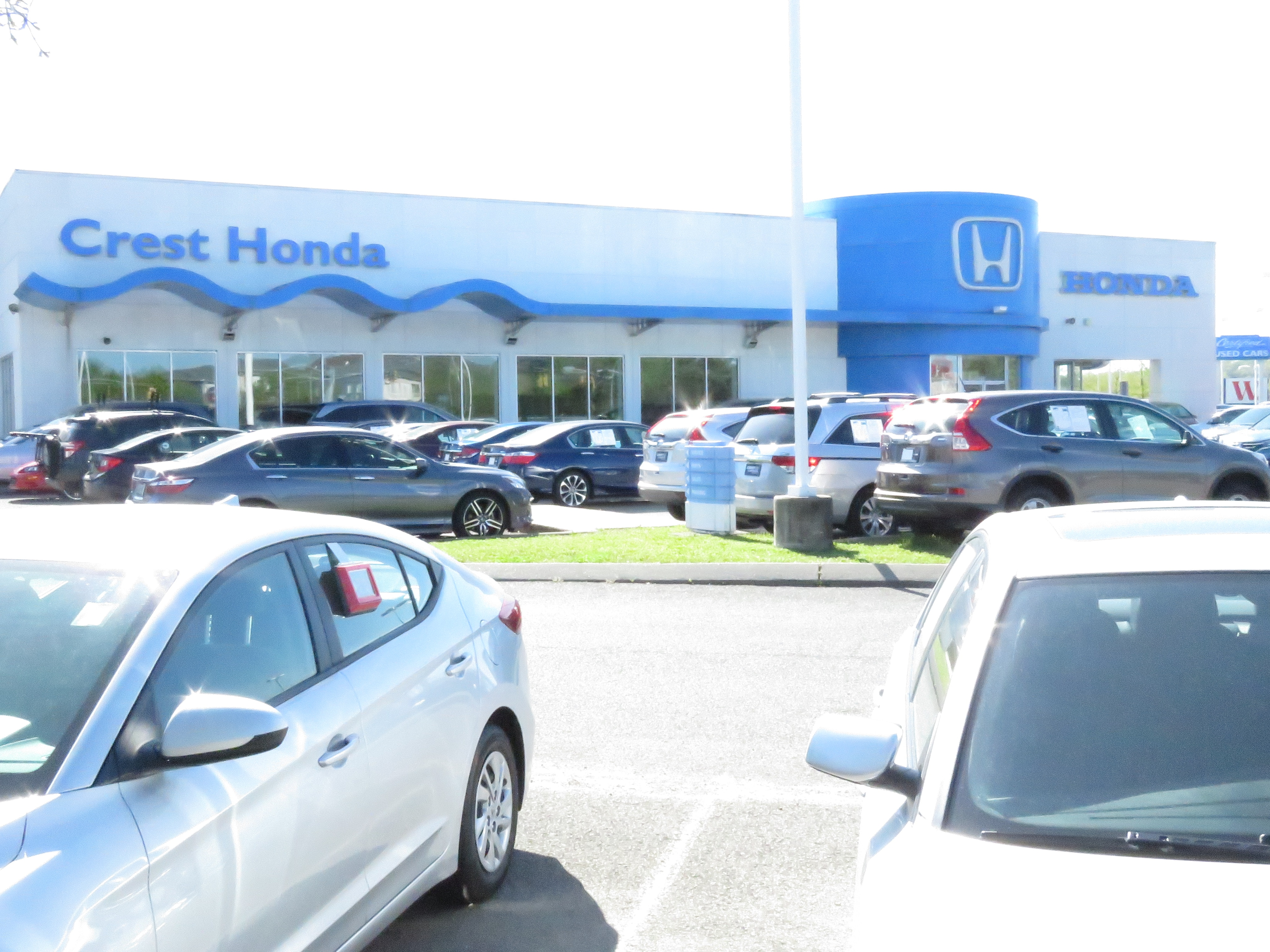 Honda Dealers In Tennessee >> About Crest Honda New Used Honda Cars Near Nashville Tn