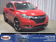 New 2018 Honda HR-V EX-L w/Navigation 2WD SUV in Nashville