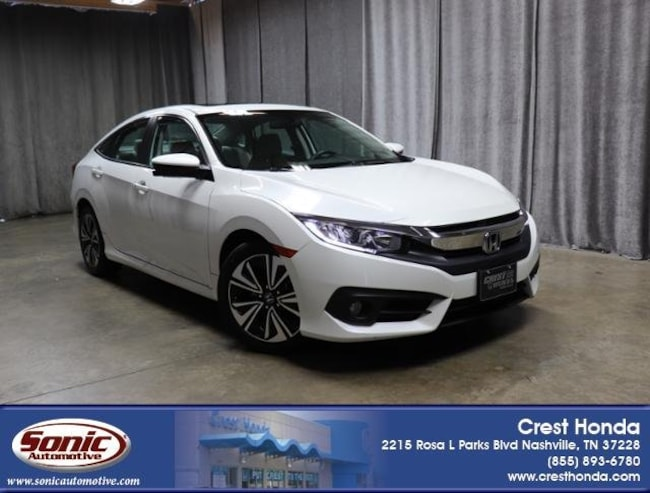 Used 2016 Honda Civic EX-T 4dr CVT Sedan in Nashville
