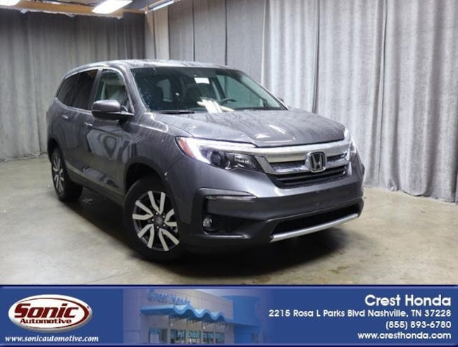 New 2019 Honda Pilot EX-L AWD SUV in Nashville