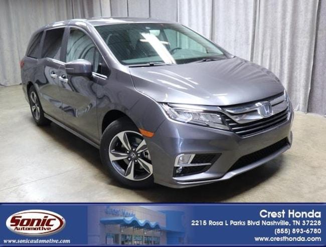 New 2019 Honda Odyssey Touring Van in Nashville