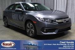 New 2018 Honda Civic EX-L Sedan in Nashville