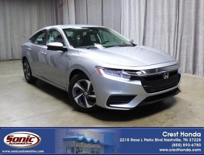 New 2019 Honda Insight EX Sedan in Nashville