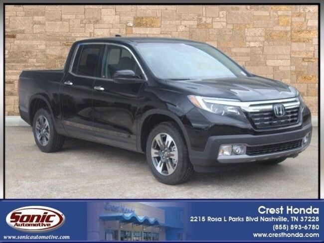 New 2019 Honda Ridgeline RTL-E AWD Truck Crew Cab in Nashville