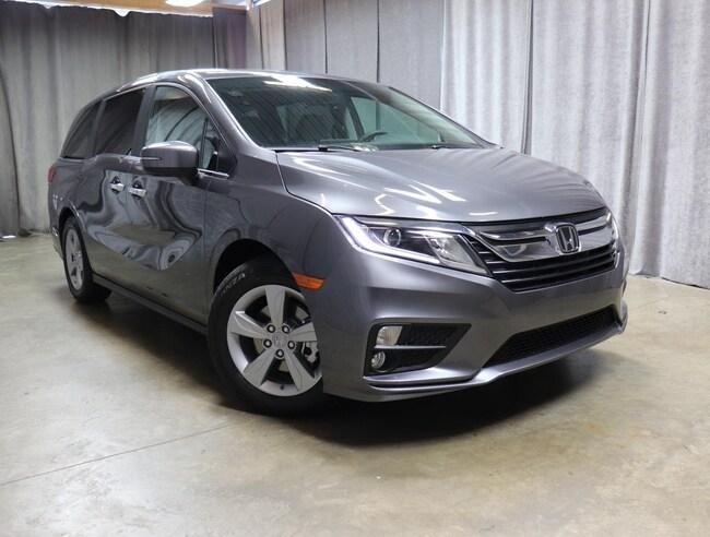 New 2019 Honda Odyssey EX-L w/Navigation & RES Van in Nashville