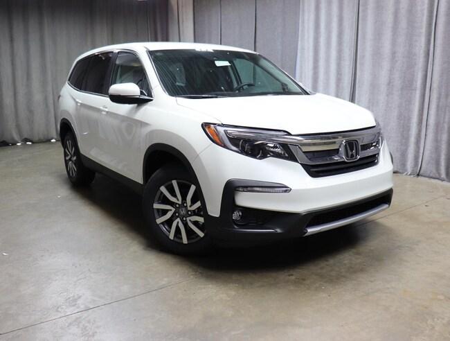 New 2019 Honda Pilot EX FWD SUV in Nashville