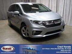 New 2018 Honda Odyssey EX-L w/Navigation & RES Van in Nashville