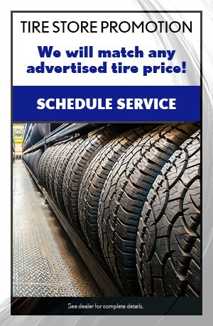 Tire Store Promotion