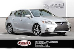 Used 2016 LEXUS CT 200h Hybrid 5dr Sdn Hatchback for sale in Santa Monica