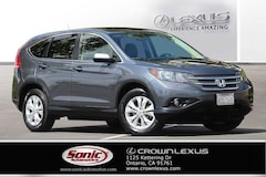 Used 2012 Honda CR-V EX SUV for sale in Las Vegas