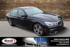 New 2019 BMW 750i Sedan in Atlanta