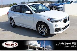 New 2019 BMW X1 xDrive28i SUV for sale in Atlanta, GA
