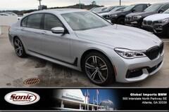 New 2019 BMW 750i 750i Sedan in Atlanta