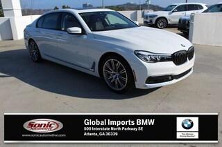 2019 BMW 740i 740i Sedan for sale in Atlanta, GA