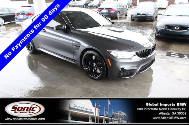 Certified Used 2016 BMW M4 Coupe in Atlanta