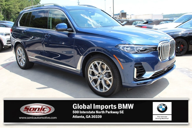 Used 2019 BMW X7 xDrive50i SUV in Atlanta