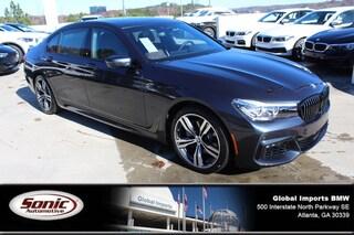 New 2019 BMW 740i 740i Sedan for sale in Atlanta, GA