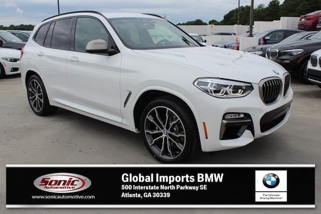 2019 BMW X3 M: V-6 Power, Design >> New Bmw X3 Savs For Sale In Atlanta Global Imports Bmw