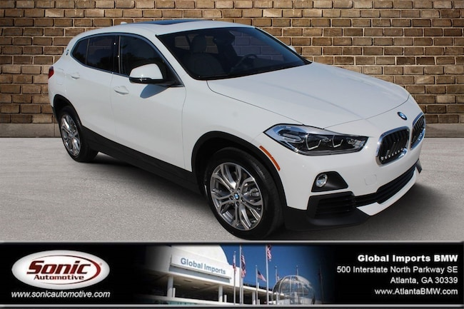 New 2018 BMW X2 sDrive28i Sports Activity Coupe in Atlanta