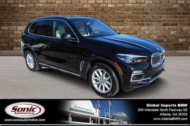 New 2019 BMW X5 xDrive40i SAV in Atlanta