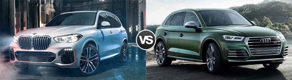Audi Q5 0 60 >> 2019 BMW X5 vs 2019 Audi Q5 Comparison | Atlanta GA