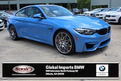 New 2020 BMW M4 Coupe in Atlanta