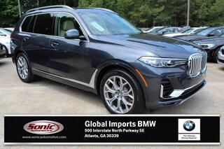 2019 BMW X7 xDrive40i SUV for sale in Atlanta, GA