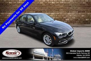 Used 2016 BMW 320i i Sedan for sale in Atlanta, GA