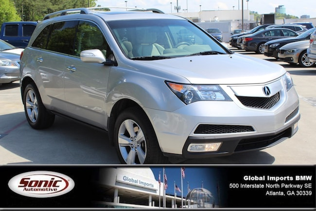 Used 2011 Acura MDX MDX With Technology Package SUV near Atlanta