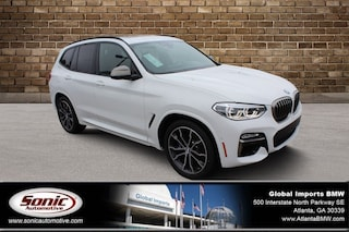 New 2019 BMW X3 M40i SAV for sale in Atlanta, GA