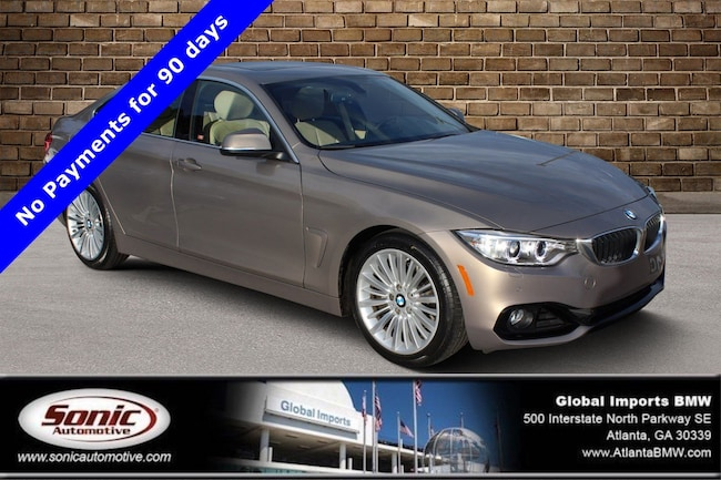 Certified Used 2016 BMW 428i w/SULEV Gran Coupe in Atlanta