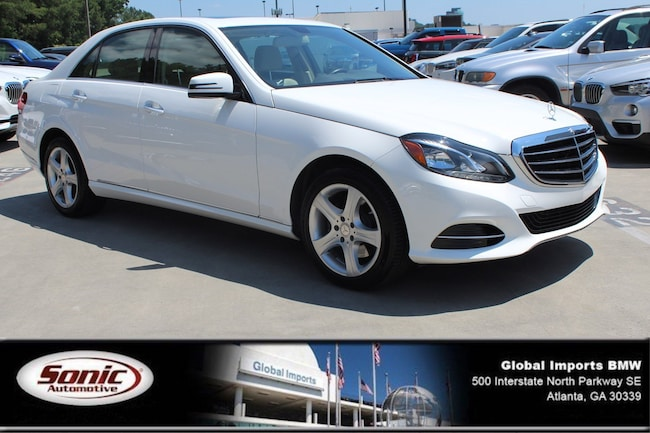 Mercedes South Atlanta >> Used 2015 Mercedes Benz E Class For Sale At Jaguar South
