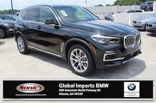 New 2019 BMW X5 xDrive40i SAV for sale in Atlanta, GA