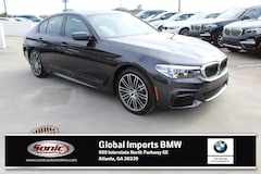 New 2019 BMW 540i 540i Sedan in Atlanta