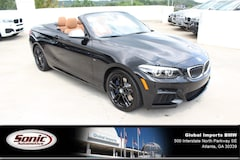 New 2019 BMW M240i M240i Convertible in Atlanta