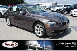 2015 BMW 320i Sedan for sale in Atlanta, GA