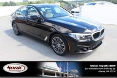 New 2019 BMW 540i 540i Sedan in Atlanta