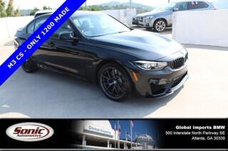 Used 2018 BMW M3 Sedan Sedan for sale in Atlanta, GA