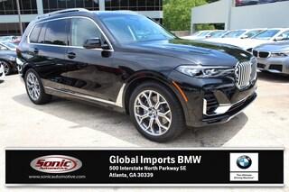 2019 BMW X7 xDrive50i SUV for sale in Atlanta, GA