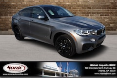 New 2019 BMW X6 sDrive35i SAV in Atlanta