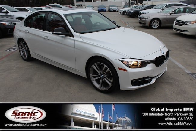 Used 2015 BMW 328i Sedan in Atlanta