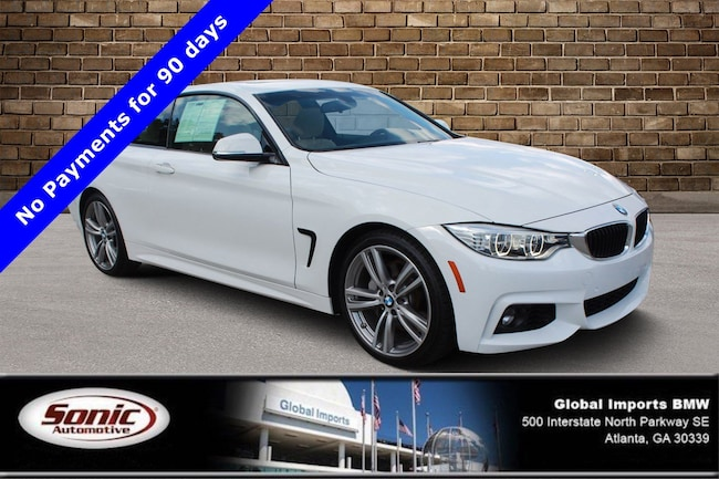Bmw 435i For Sale >> Certified Used 2016 Bmw 435i For Sale In Atlanta Ga Stock