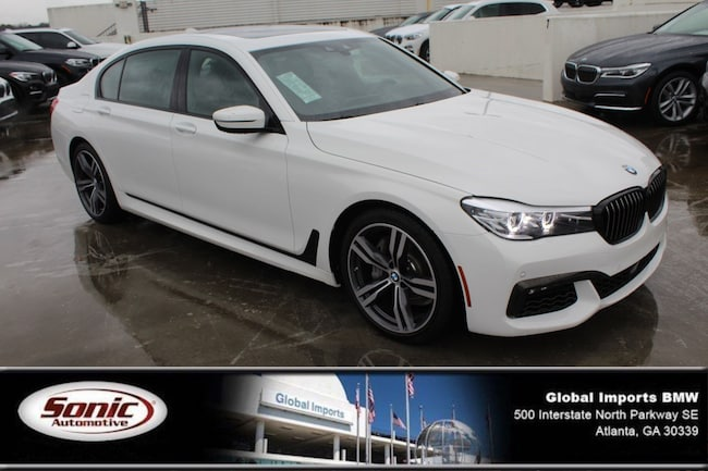 Bmw Of Atlanta >> New 2019 Bmw 740i For Sale In Atlanta Ga Stock Kb218258