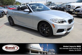 Used 2017 BMW M240i Convertible for sale in Atlanta, GA
