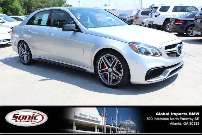 Mercedes South Atlanta >> Used 2016 Mercedes Benz Amg E For Sale At Jaguar South
