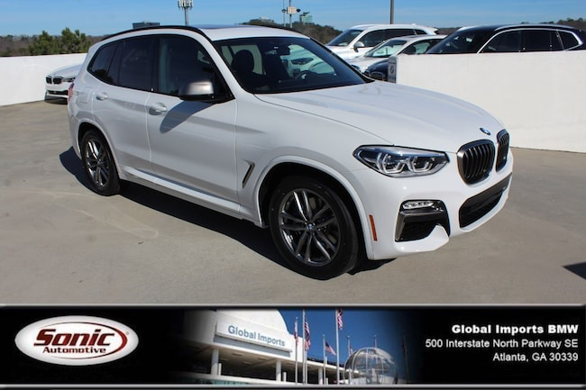 New 2019 BMW X3 M40i SAV in Atlanta